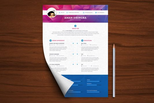 Professional Resume CV Template Free PSD template stylish stationery simple resume template resume psd resume psdgraphics psd profile professional print template print ready print design print premium portfolio office modern job graphics freebie free resume template free resume psd free resume free psd free designer resume designer cv template cv psd cv curriculum vitae creative resume creative cover letter colorful clean blue bio-data bio a4