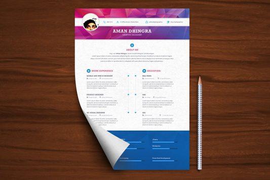 professional-resume-cv-template-free-psd