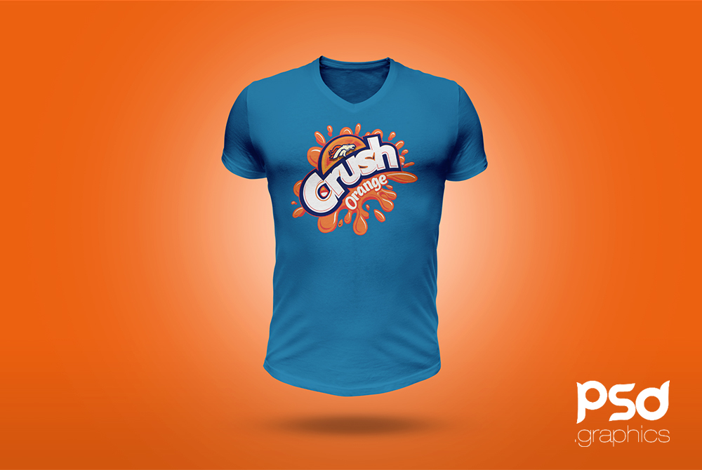 T shirt mockup psd template psd graphics for Website where you can design your own shirt