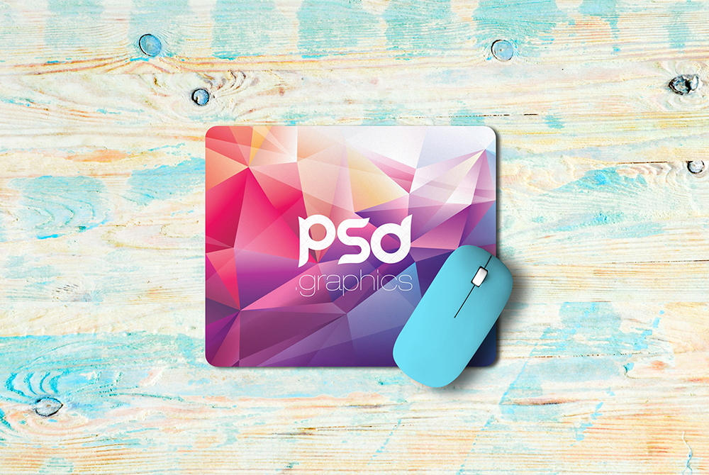 Free mouse pad mock-up on behance.