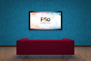 TV-Mockup-Free-PSD