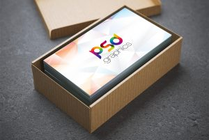 Business-Card-in-Cardboard-Box-Mockup-Free-PSD
