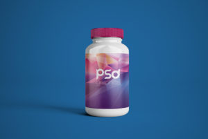 Plastic-Pill-Bottle-Mockup-Free-PSD