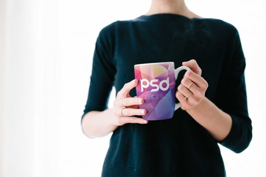 Woman Holding Coffee Mug Mockup PSD woman holding coffee cup woman tea mug mockup tea mug tea cup mockup tea cup showcase realistic psdgraphics psd mockup psd graphics psd download psd presentation photorealistic photo realistic mug mockup mug mockup template mockup psd mockup mock-up merchandise holding coffee mug hand holding coffee mug graphics freemium freebie free psd free mockup psd free mockup free download free drink download psd download cup coffee mug mockup coffee mug coffee cup mockup coffee cup coffee classic branding brand beverages beverage