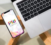 iPhone 11 Pro Mockup Template