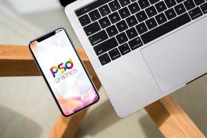 iPhone 11 Pro Mockup Template