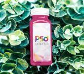 Juice Bottle Branding Mockup